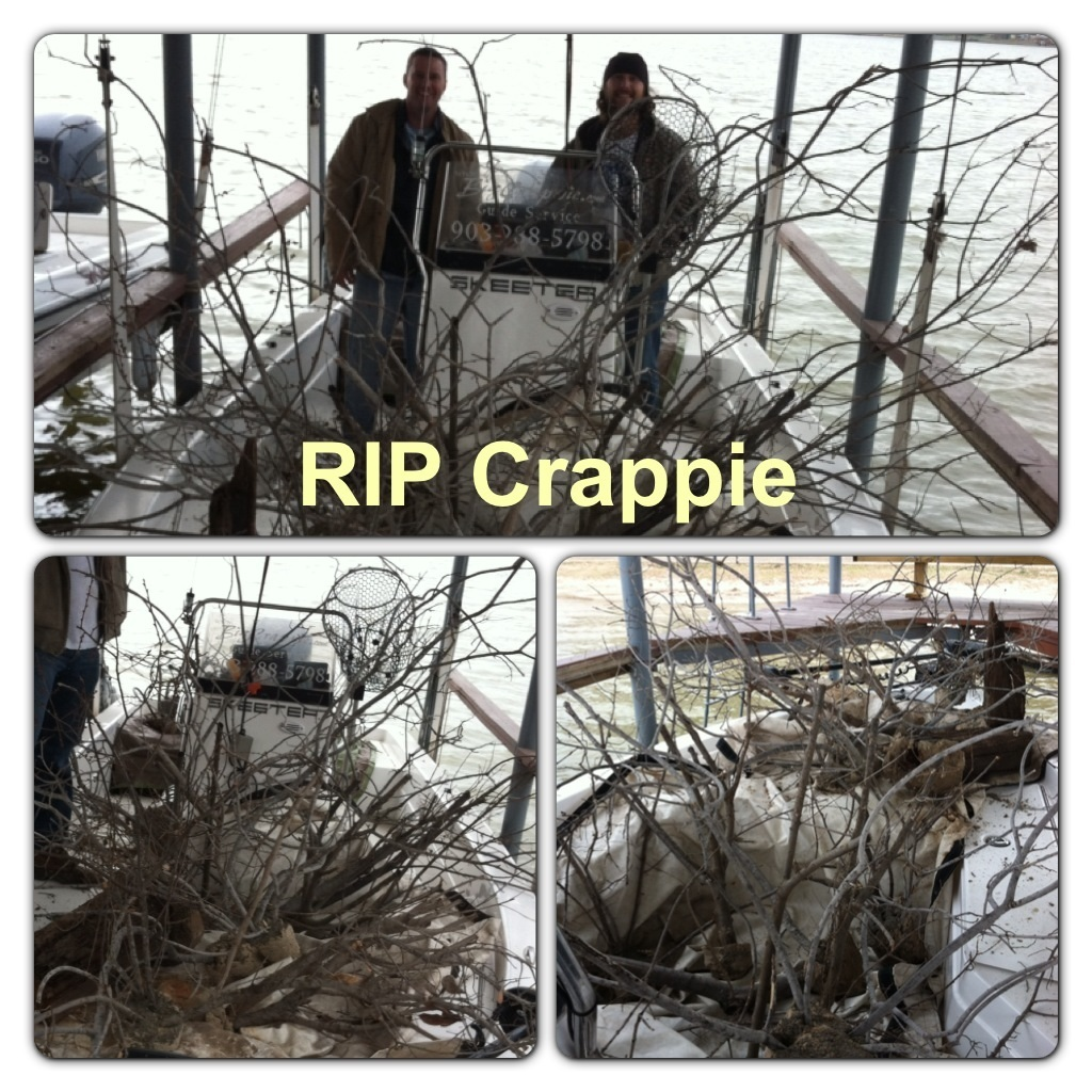Crappie Homes