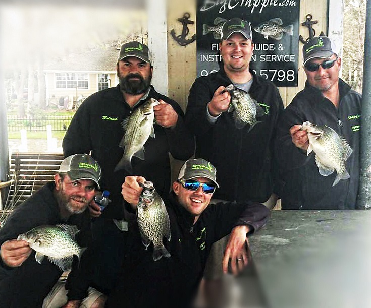 BigCrappie and DallasFishingCharters 2016 Guides