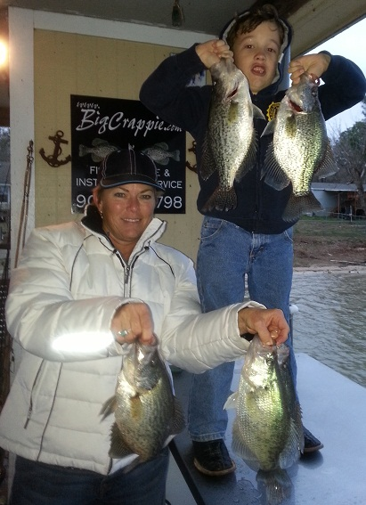 Samantha And Colton Feb Crappie