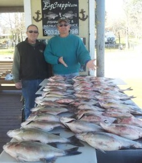 03-13-14 Pavlov Keepers with BigCrappie.com on Ced