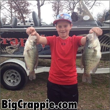 Anthony Double Crappie