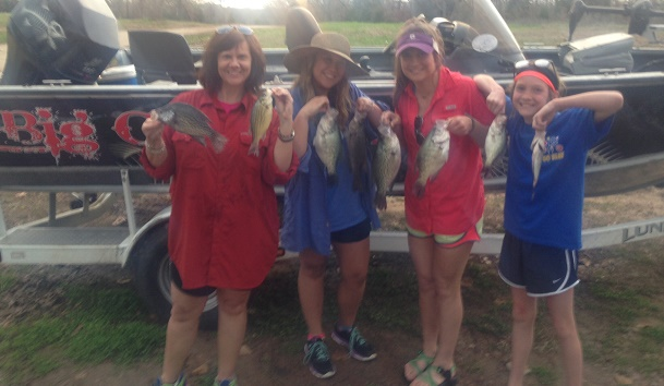 Braswell Crappie
