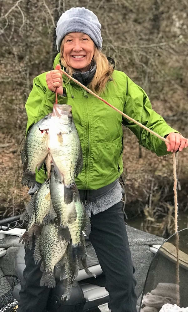03012019 Hay Stringer Of Crappie