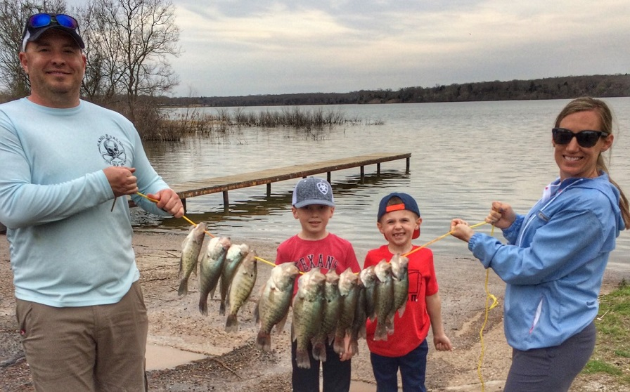 03102019 Hns Family Crappie