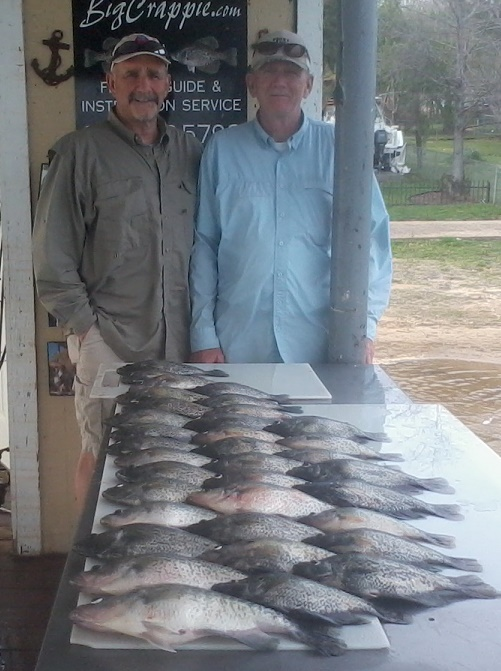 04-01-14 Dacus Keepers with BigCrappie.com CCL