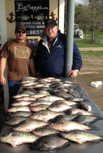 04-03-14 Shinn Ralmuto Keepers with BigCrappie.com