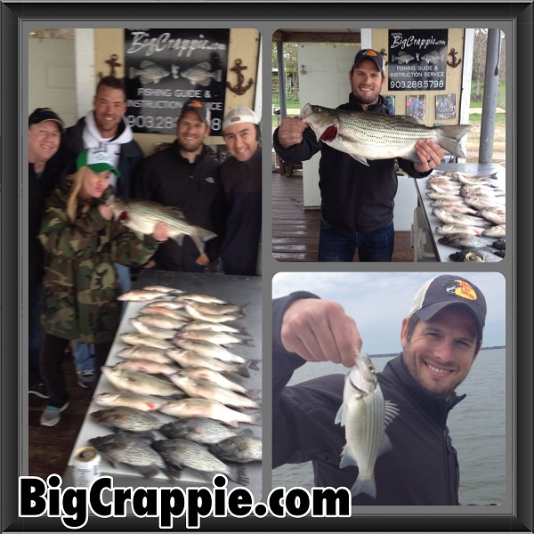 04-05-14 Bishara Keepers on Cedar Creek Lake TX
