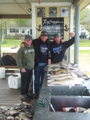 04-10-14 Herbeck Keepers with BigCrappie.com