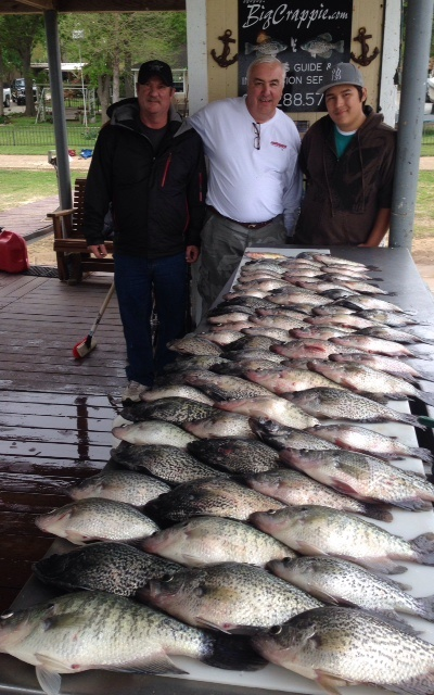 04-13-14 Olson Keepers with Bigcrappie.com on CCL