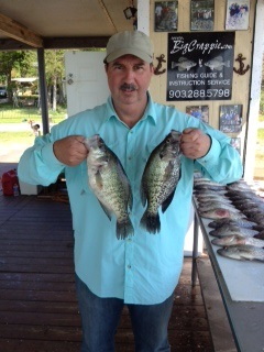 04-18-2014 Mizell Keepers with BigCrappie
