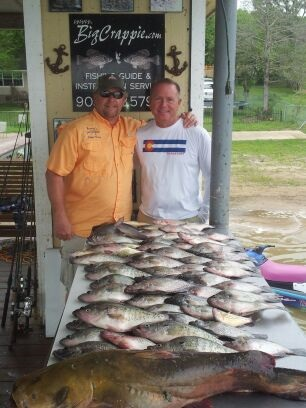 04-23-2014 Lloyd keepers with BigCrappie