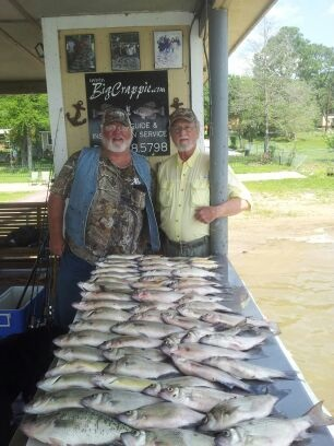 04-23-2014 Murphy keepers with BigCrappie