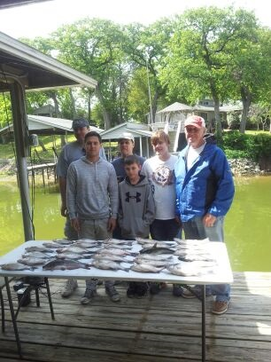 04-23-2014 Pacinda keepers with BigCrappie