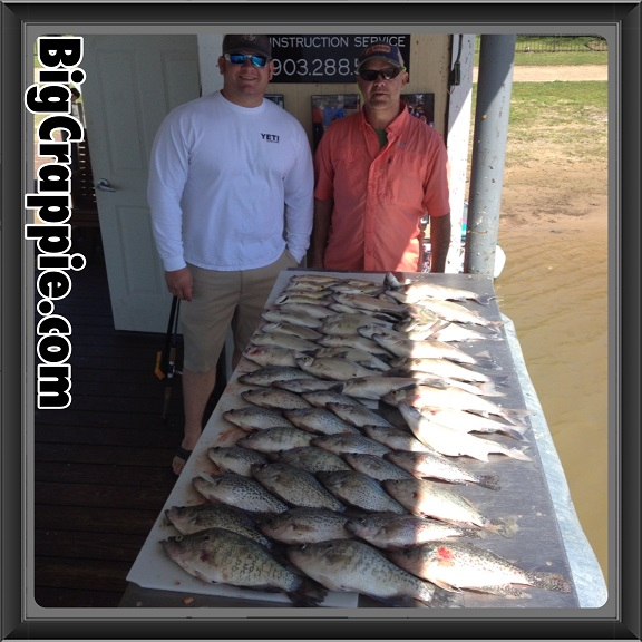 04-25-2014 Green Keepers with bigcrappie