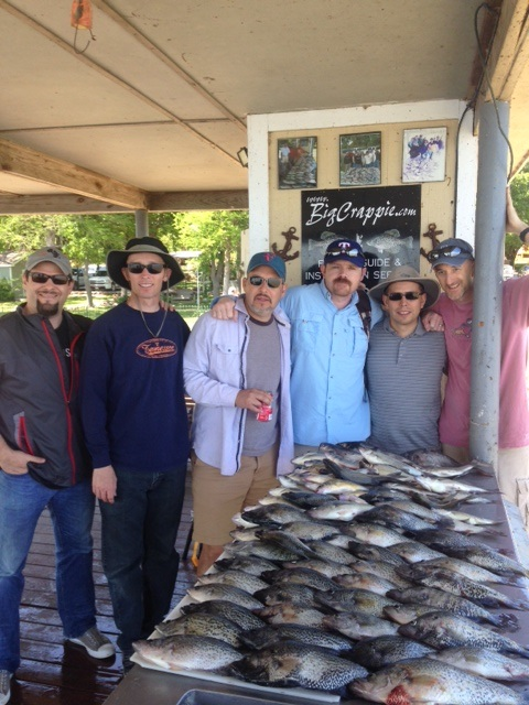 04-25-2014 Watts Keepers with bigcrappie
