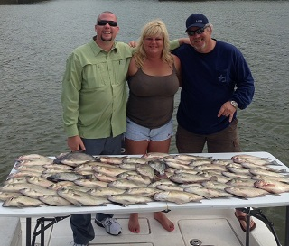 04-26-2014 Tuttle Keepers with bigcrappie