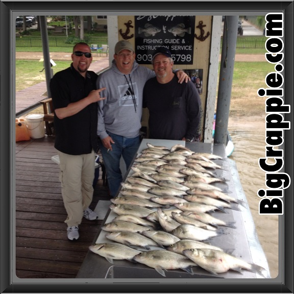 04-27-2014 Tuttle Keepers with bigcrappie