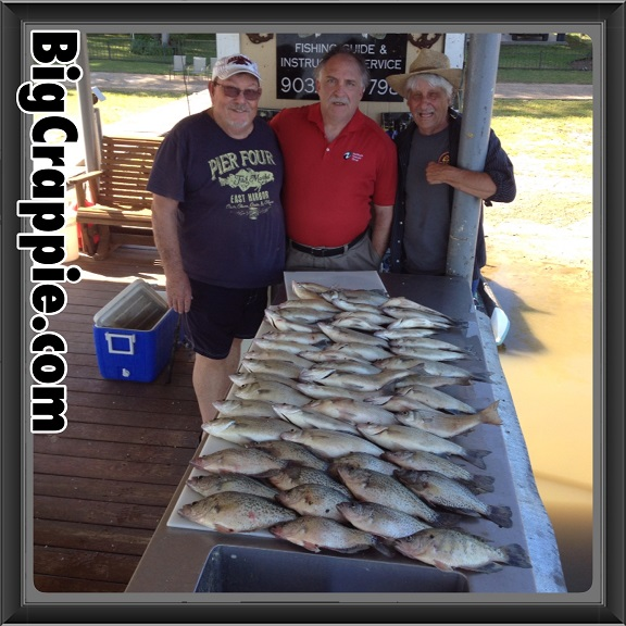 05-03-2014 Giangiulo Keepers with BigCrappie