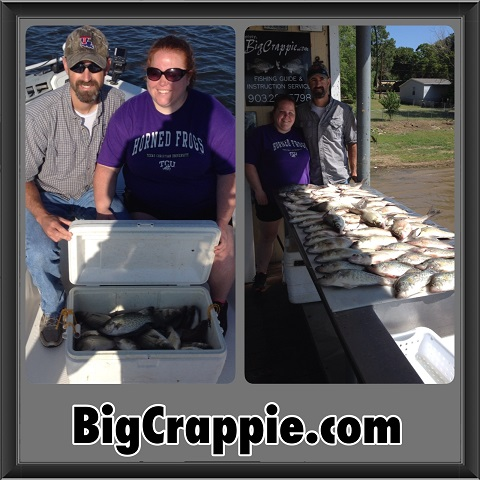 05-10-2014 Rogers Keepers with BigCrappie
