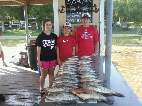 05-10-2014 Shepard Keepers with BigCrappie