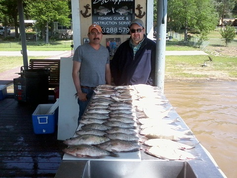 05-10-2014 Terry Keepers with BigCrappie