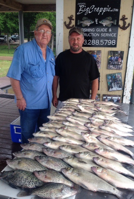 05-12-2014 Brooks Keepers with BigCrappie