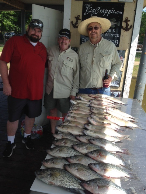 05-16-2014 Lynch Keepers with BigCrappie
