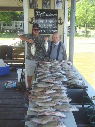 05-16-2014 Samuels Keepers with BigCrappie