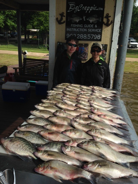 05-18-2014 Courvell Keepers with BigCrappie