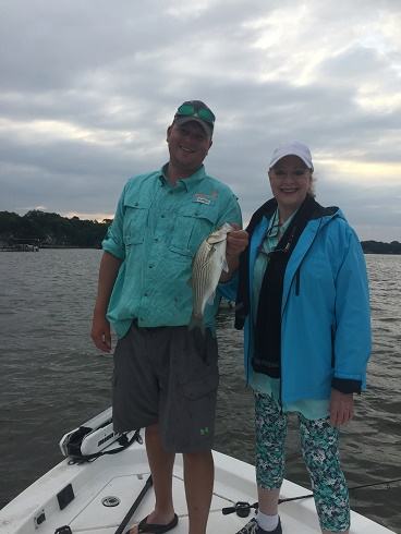Agee Trip with Guide Derrick