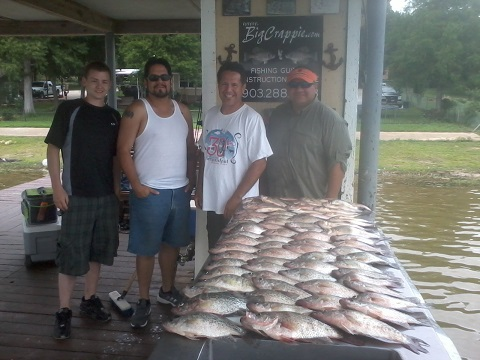 05-27-2014 Rodriquez Keepers with BigCrappie