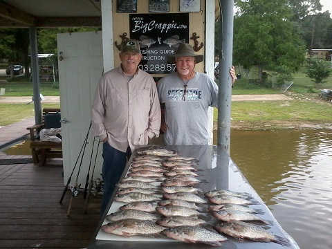06-03-2014  Watson Keepers with BigCrappie