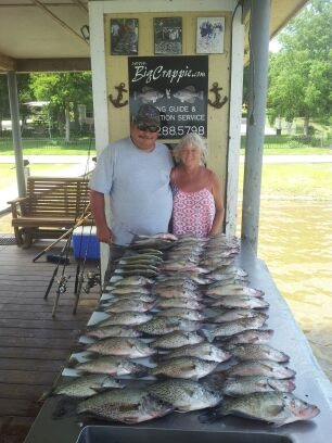 06-04-2014 Hart Keepers with BigCrappie