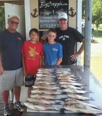 06-10-14 CALDWELL KEEPERS WITH BIGCRAPPIE