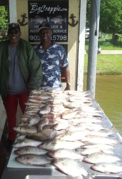 PRUIT KEEPERS WITH BIGCRAPPIE