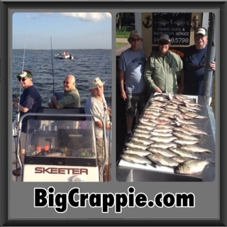 07-07-14 Tanisia Keepers with BigCrappie