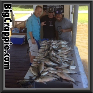 07-10-14 Ferry Keepers with BigCrappie
