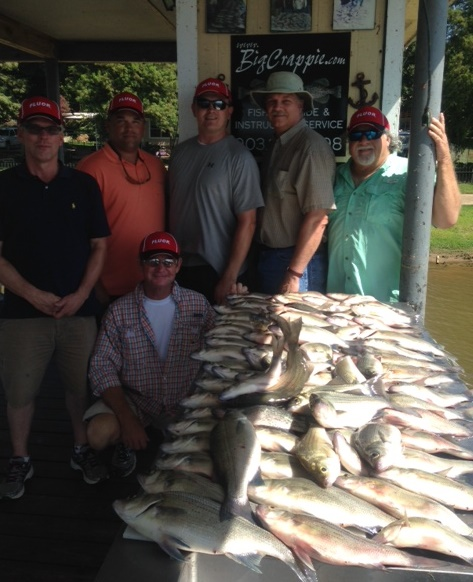 07-14-14 BATTLES CREW WITH BIGCRAPPIE