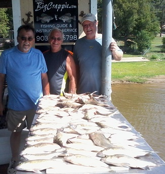 07-14-14 COMBE KEEPERS WITH BIGCRAPPIE