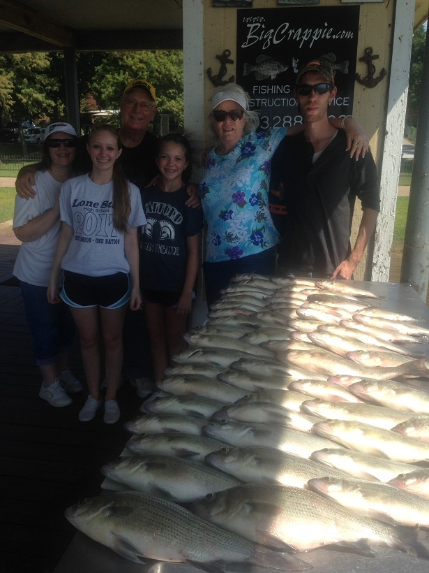07-25-14 Hajek Crew Keepers with BigCrappie