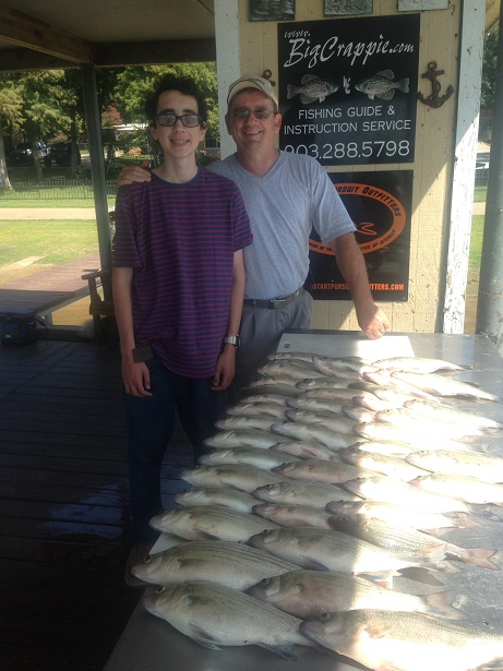 07-25-14 Jackson Keepers with BigCrappie