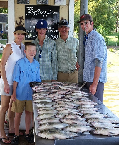 07-25-14 Sheats Keepers with BigCrappie