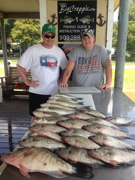 08-04-14 Ratts Keepers with BigCrappie