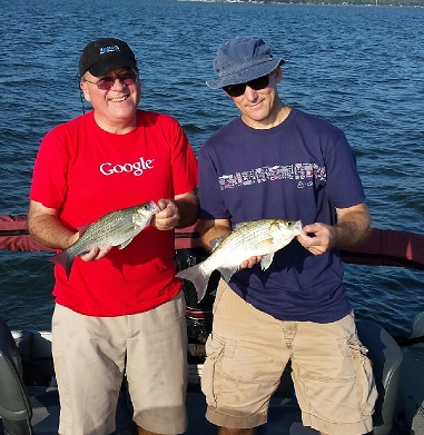 08-09-14 Boyer with BigCrappie Guide Service TX