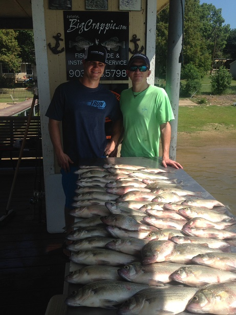 08-09-14 Sutton Keepers with BigCrappie Guide Serv