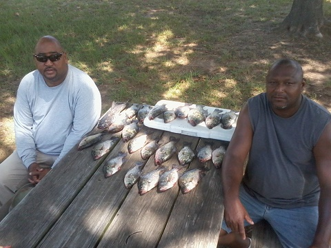 08-30-14 Benson Keepers with BigCrappie Guides CCL