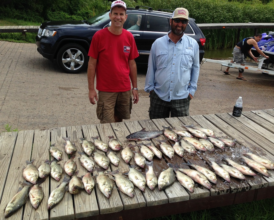 08-31-14 Reynolds Keepers with BigCrappie Guides