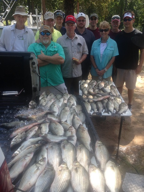09-05-14 Battles Group with BigCrappie CCL Texas
