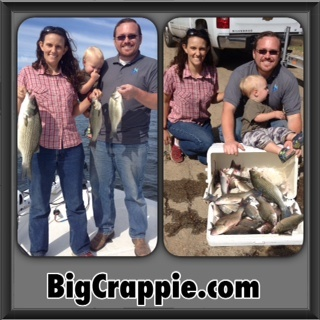 09-23-14 Kelly Keepers with BigCrappie Guides
