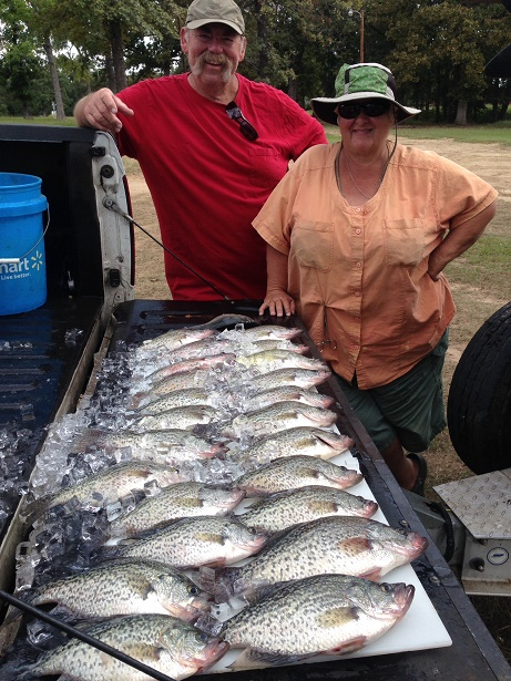 09-29-14 Baker Keepers with BigCrappie Guides